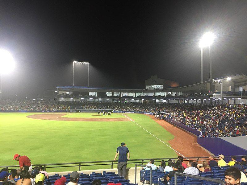 sede de béisbol colombiano