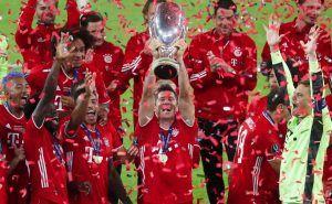 Bayern Múnich de Flick