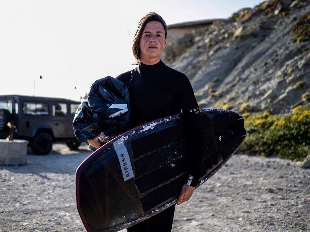 Kiko Roig Torres kitesurf
