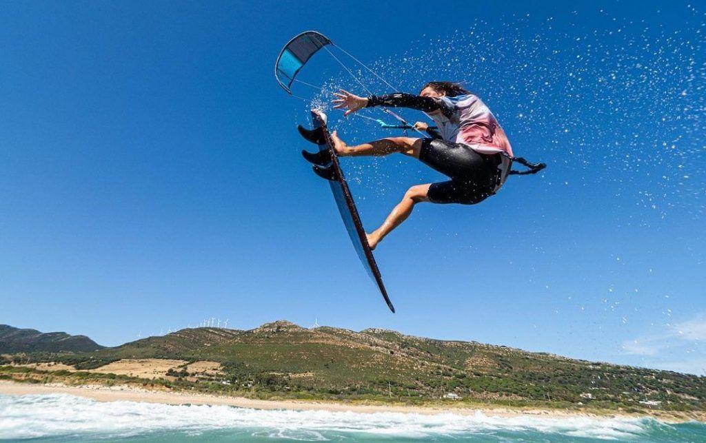 Kiko Roig kitesurf