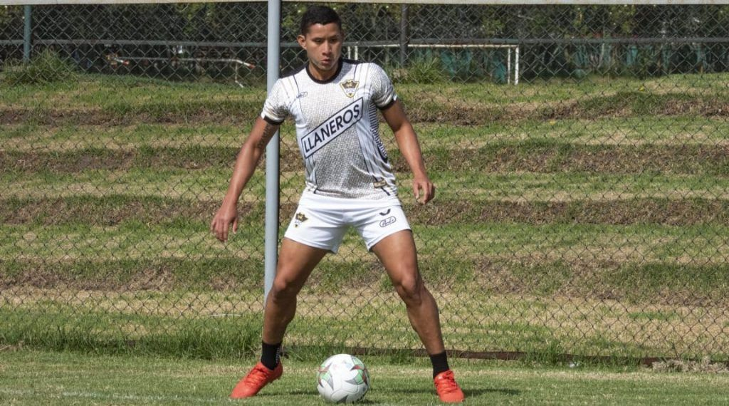 Yeison Cruz futbolista