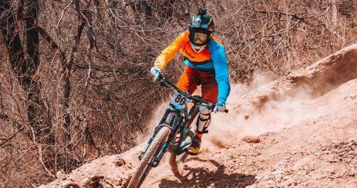 Sergio Builes downhill