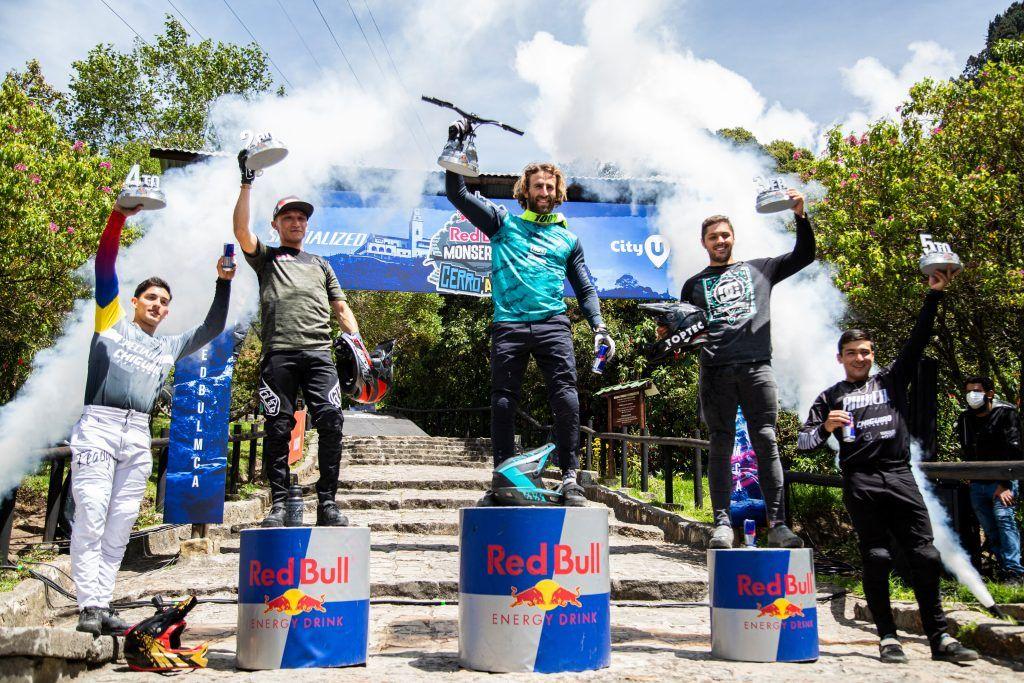 Red Bull Monserrate cerro abajo 2021