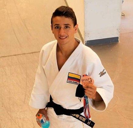 Juan Pablo Hernández judoka Antioqueño