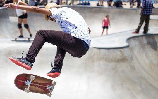 Campeonato Nacional de skateboarding