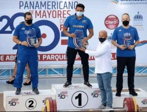Campeonato Panamericano de Pesas 2021