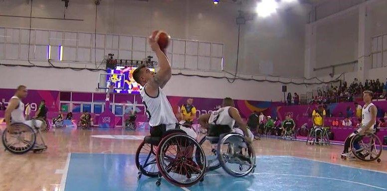 Jhoan Vargas deportista paralímpico