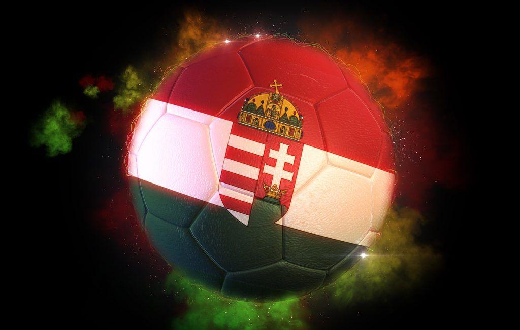 Hungría fútbol