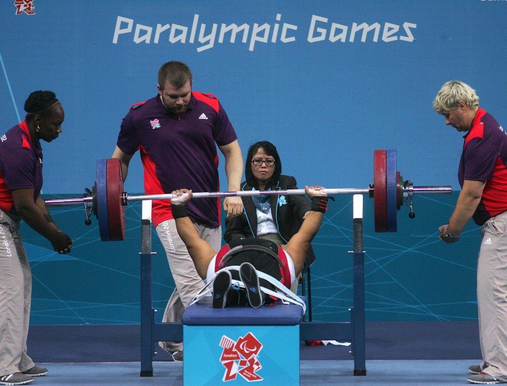 Para powerlifting