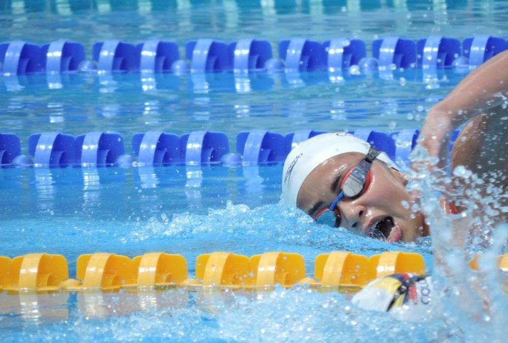 Mariana Melo nadadora