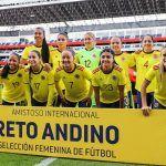 Selección Colombia Femenina ganó la Copa del 'Reto Andino'
