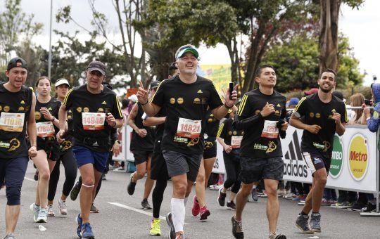 novedades de la media maratón de Bogotá