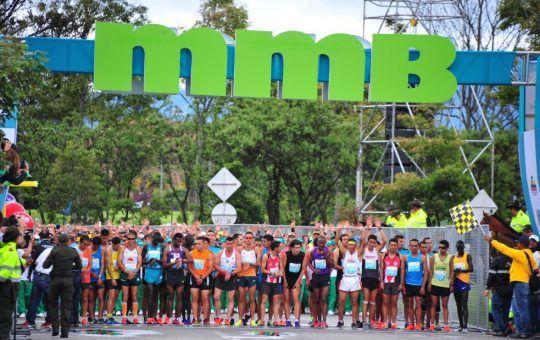 mmb Media Maratón de Bogotá 2021