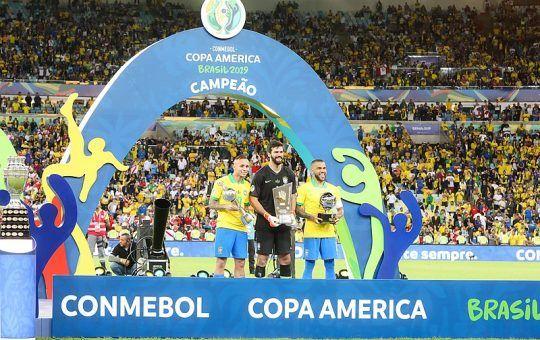 Brasil sede de la Copa América 2021