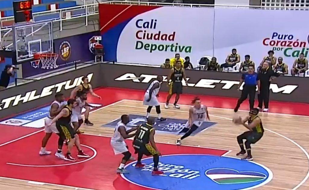 Cafeteros y Tigrillos semifinalistas de la Liga de Baloncesto