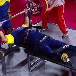 Fabio Torres Copa Mundo de Para Powerlifting