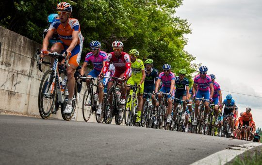 Giro de Italia 2021 colombianos