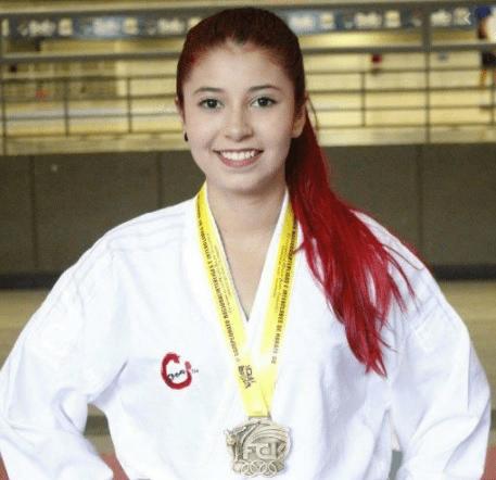 Lorena Arias Lopera Karate