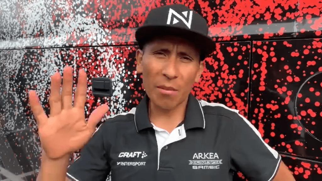 Nairo Quintana campeón de la Vuelta a Asturias 2021