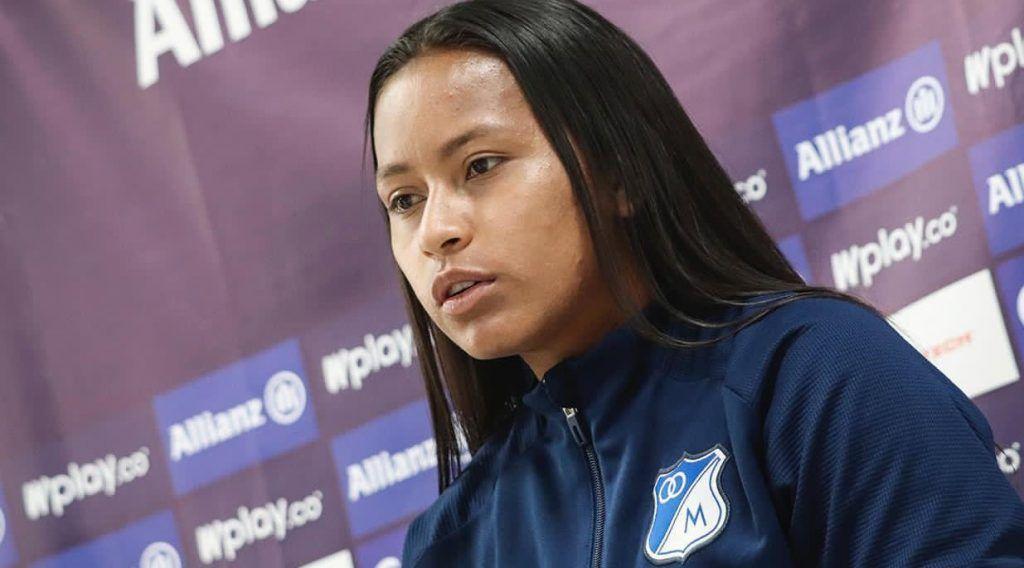 Paula Vanessa Gómez Millonarios