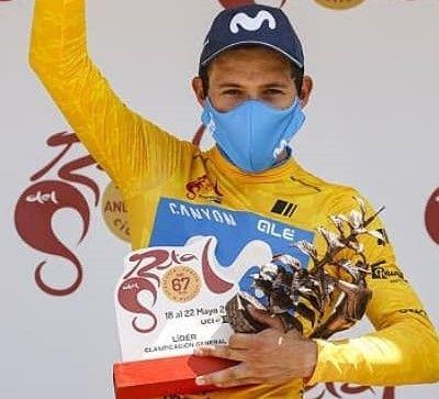 Supermán López campeón Vuelta a Andalucía 2021