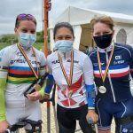 Colombia consiguió cinco medallas en el Mundial de Paracycling en Portugal