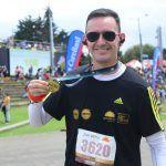 Inició la Media Maratón de Bogotá 2021
