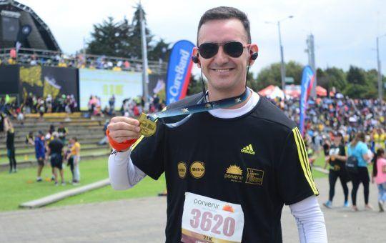 Media Maratón de Bogotá 2021