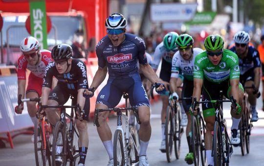 Philipsen etapa 5 de La Vuelta España 2021