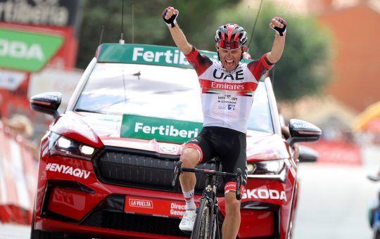 Rafal Majka etapa 15 de La Vuelta España