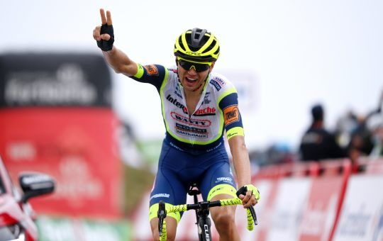 Rein Taaramae etapa 3 de la Vuelta a España 2021