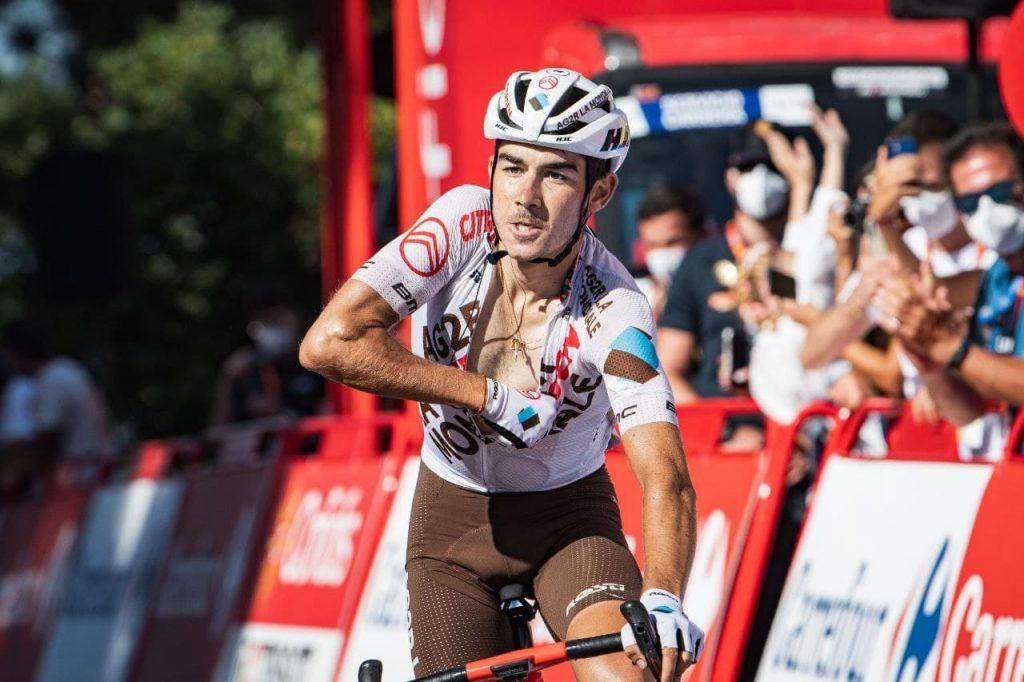 Champoussin etapa 20 de La Vuelta España