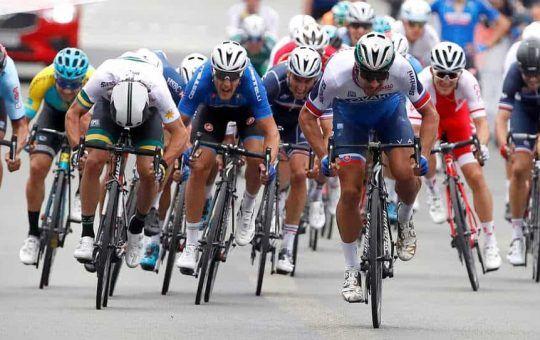 El Mundial de ciclismo
