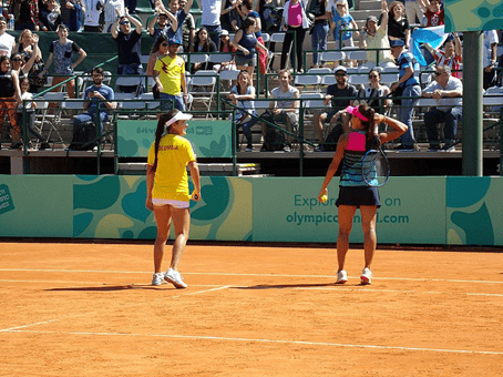 María Camila Osorio eliminada del US Open