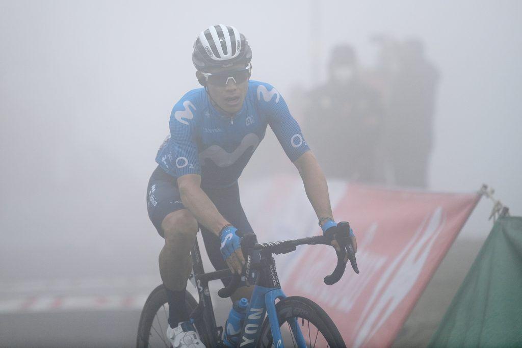 Miguel Ángel López etapa reina de La Vuelta España