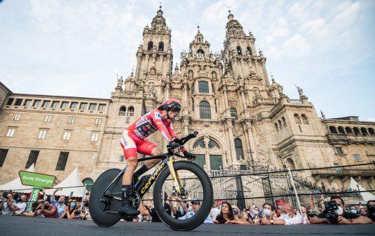 Primoz Roglic campeón de La Vuelta España 2021