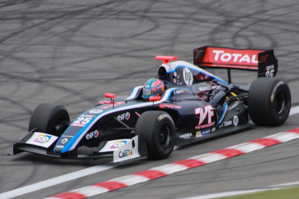 Óscar Tunjo GT World Challenge Silver Cup