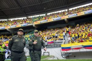 ver a la Selección Colombia en Barranquilla por las eliminatorias