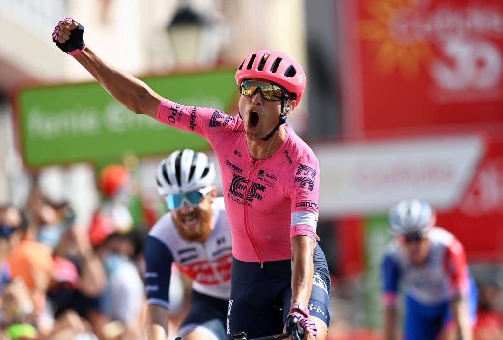 etapa 19 Magnus Cort Nielsen Vuelta a España