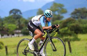Carolina Rodriguez ciclismo de ruta