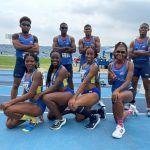 Colombia logró 20 medallas en el Sudamericano de Atletismo U23
