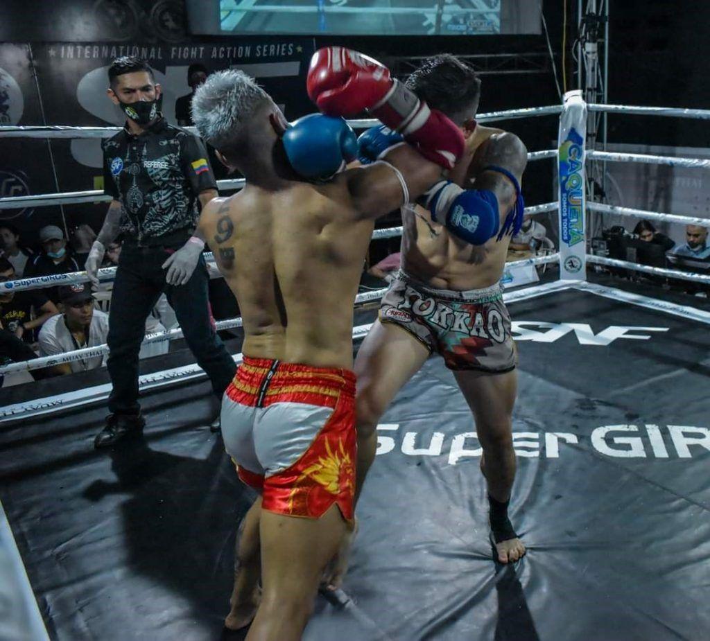 Muay Thai ring