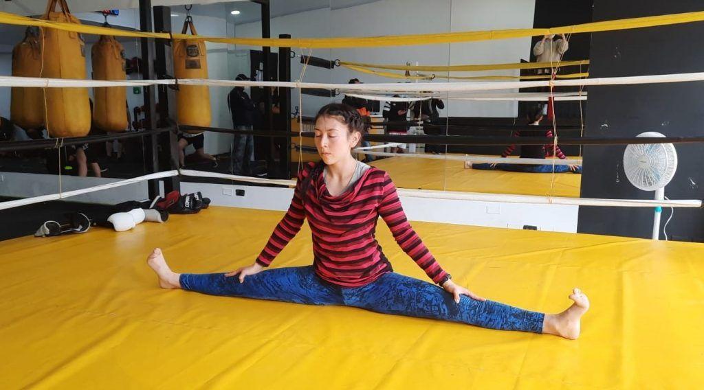 Muay Thai femenino