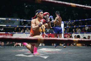 Muay Thai en Colombia