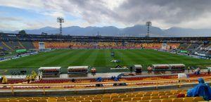 remodelación del Estadio el Campín